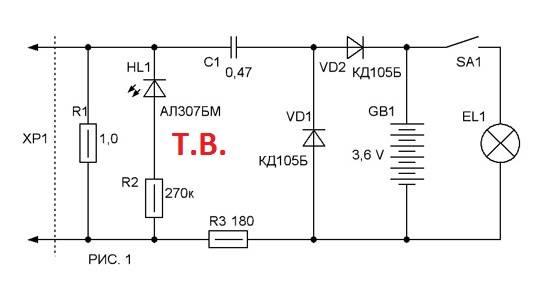 Светодиодный фонарь своими руками: подбор основных элементов и порядок сборки конструкции