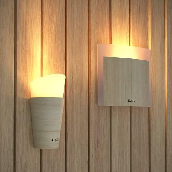 Светильники для бани в парилку