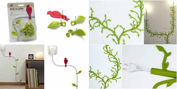 Как спрятать провода в квартире: способы, советы, идеи декорирования