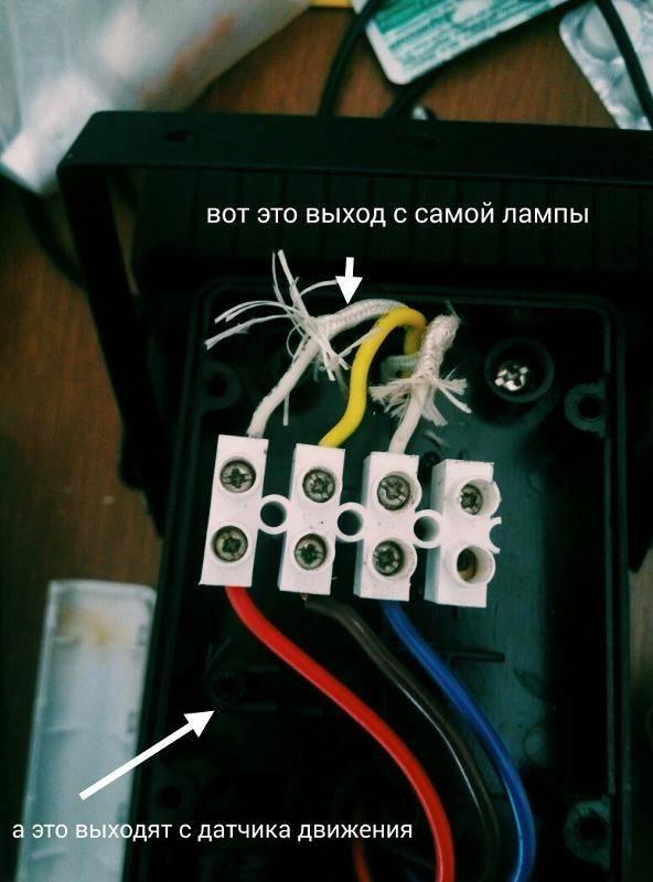 Как подключить светодиодный прожектор: пошаговая инструкция и схемы подключения устройтсва с тремя проводами к сети
