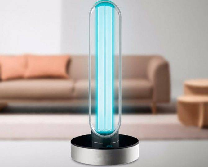 Кварцевая лампа: как влияет на человека, помогает ли от коронавируса