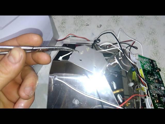 Ремонт светодиодных светильников (на 220 вольт) своими руками
