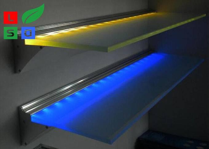 Светодиодная подсветка для кухни - особенности применения подсветки и основного освещения
