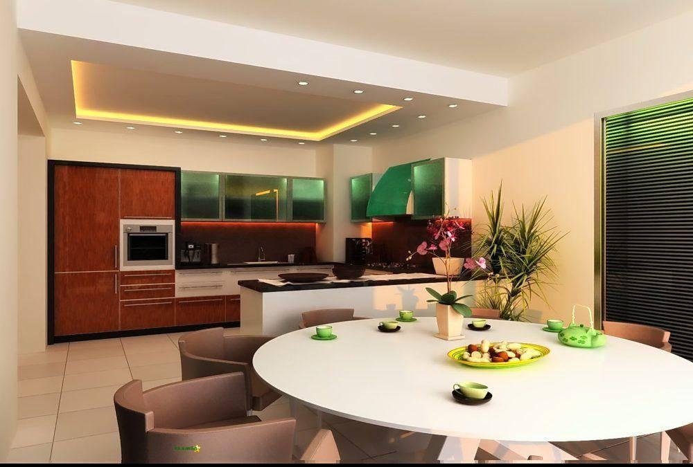 Освещение на кухне: обзор лучших проектов освещения современного дизайна (135 фото)