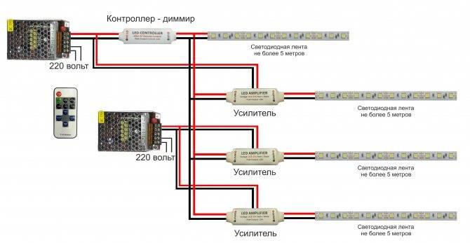 Как подключить светодиод или светодиодную ленту к usb?