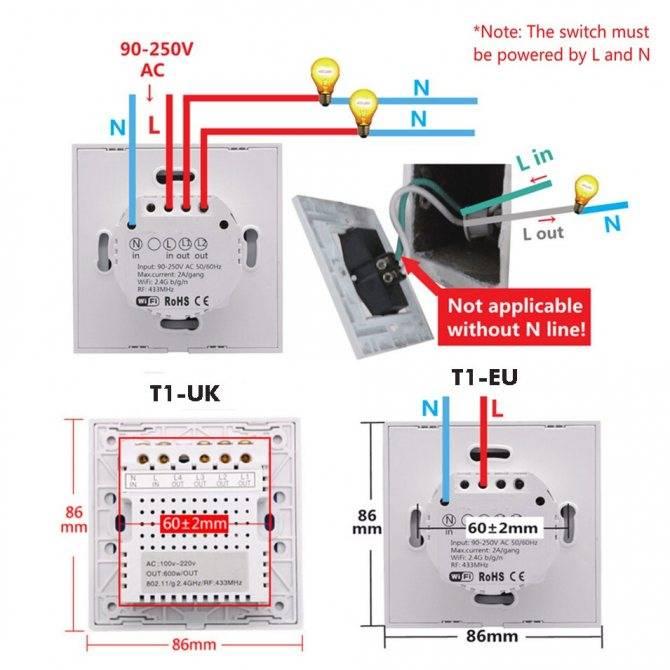 Зачем нужен умный выключатель света