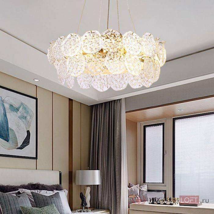 Люстры в интерьере квартиры, светильники потолочные в зал, красивые люстры в дизайне