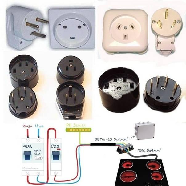 Самостоятельное подключение электроплиты в квартире: какой кабель нужен, схемы, как подключить своими руками, фото, видео