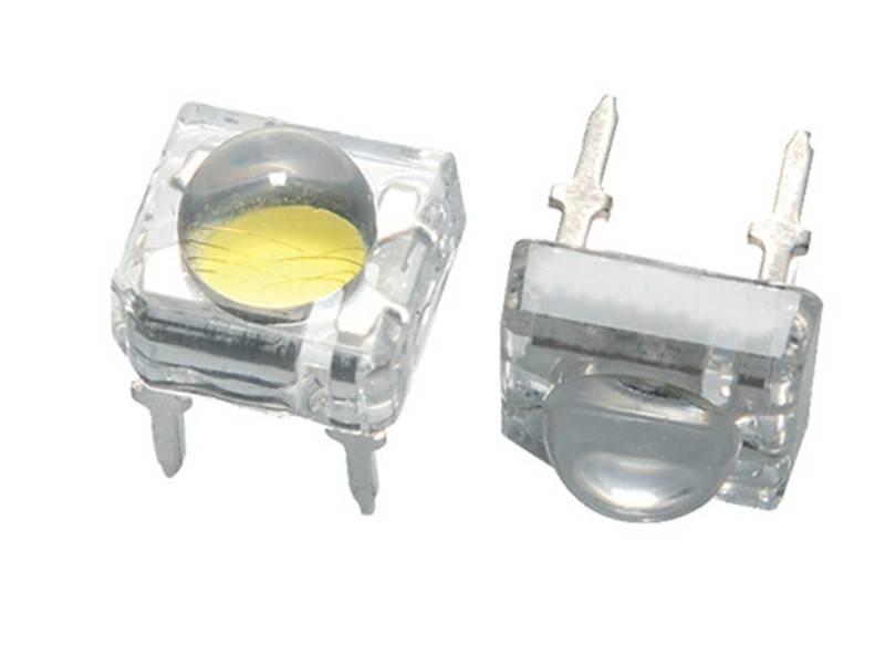 Где применяются светодиоды пиранья?