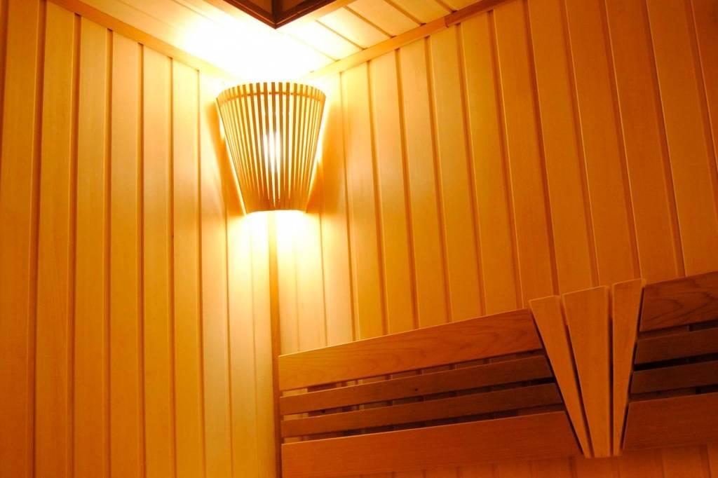 Лампочки для сауны