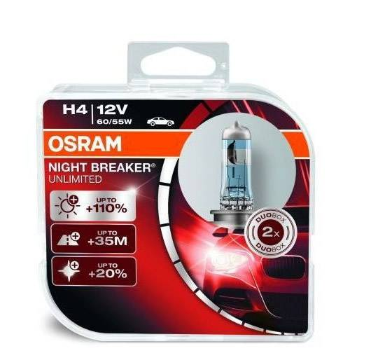 Топ-17 ламп h4: рейтинг лучших моделей и правила выбора