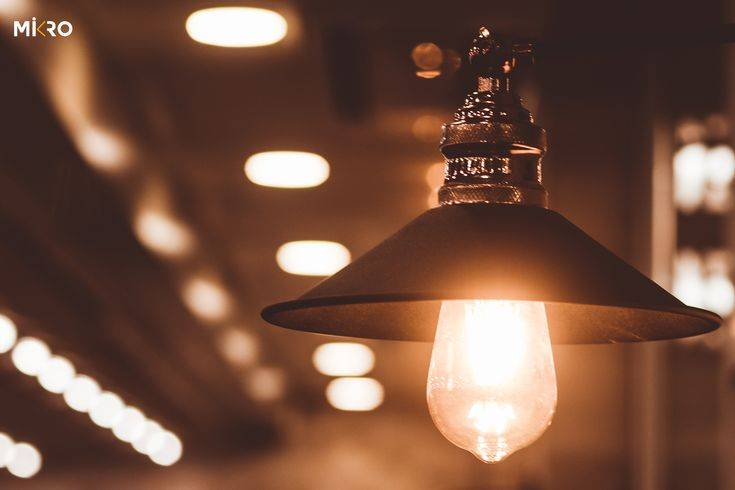 Виды производственного освещения и его нормы