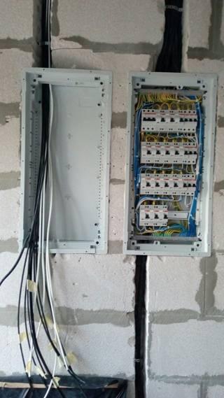 Нюансы и последовательность действий при замене электропроводки в хрущевке
