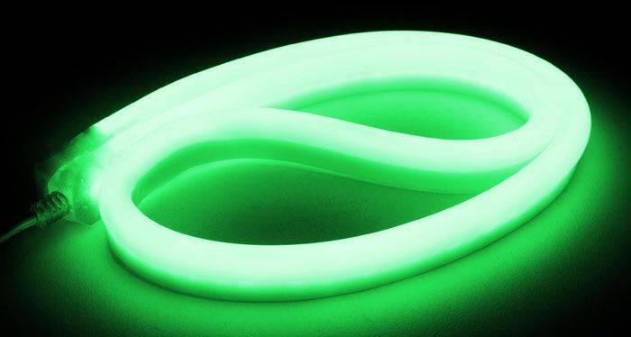 Как светодиодную ленту подключить к батарейкам?