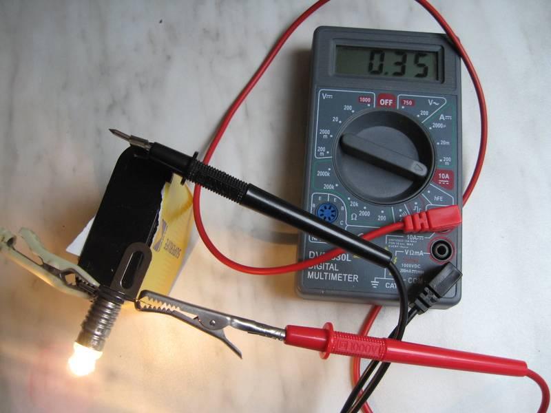 Как проверить лампочку мультиметром. как проверить дроссель с мультиметром и без него. все причины неисправности пра и эпра.