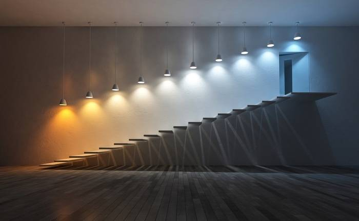 Описание цветовой температуры светодиодных ламп