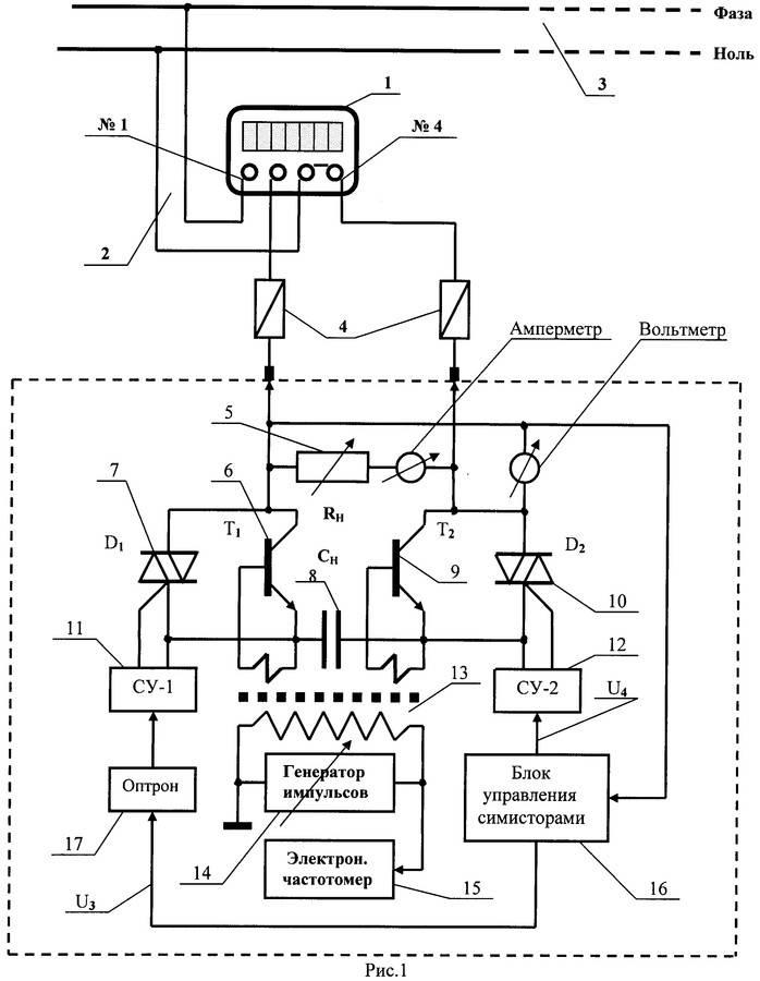 Электронный счетчик электроэнергии: характеристики и определение показателей