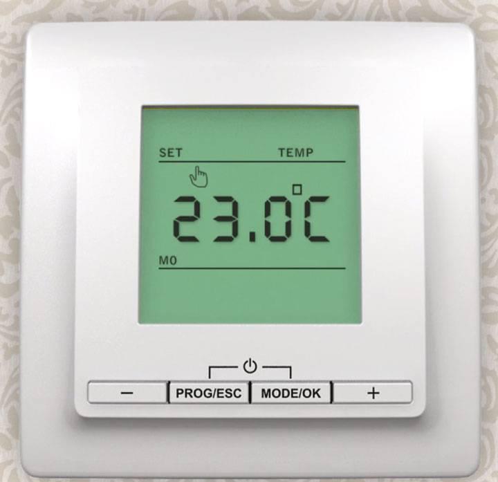 Термостатический клапан для теплого пола: виды и как выбрать, схемы монтажа
