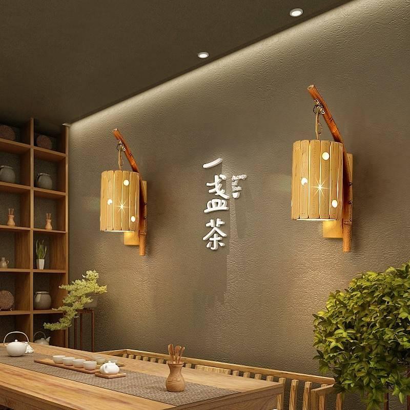 Японские светильники по законам стиля
