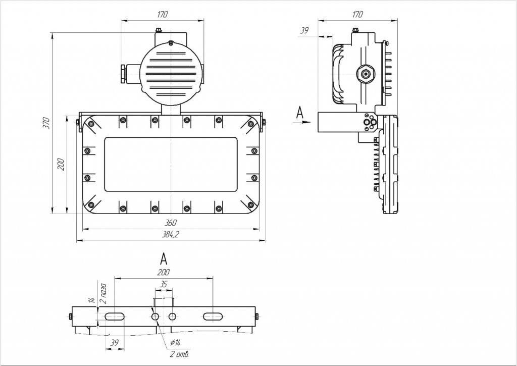 Классы защиты светильников: ip светильника и степень защиты