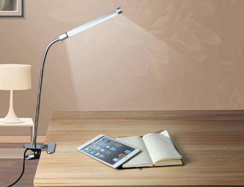 Лампа настольная на струбцине: правила выбора. какой должна быть лампа настольная для школьника