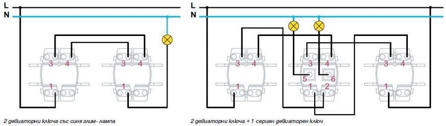 Проходной выключатель legrand: одноклавишный, двухклавишный, схема подключения