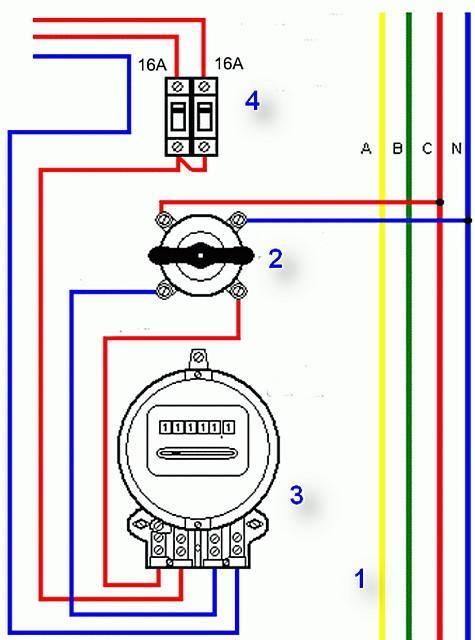 Как работает и зачем нужен пакетный выключатель: схема подключения, назначение и замена собственноручно