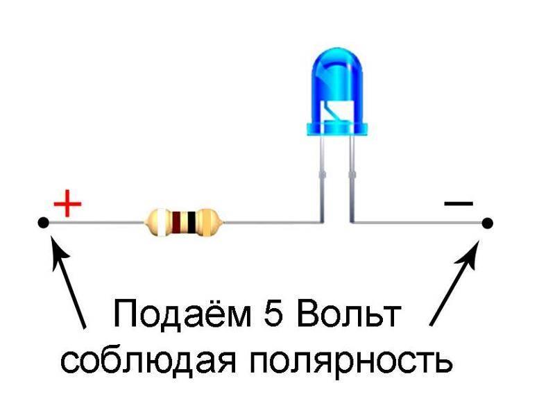 Как отличить оригинальный светодиод от подделки