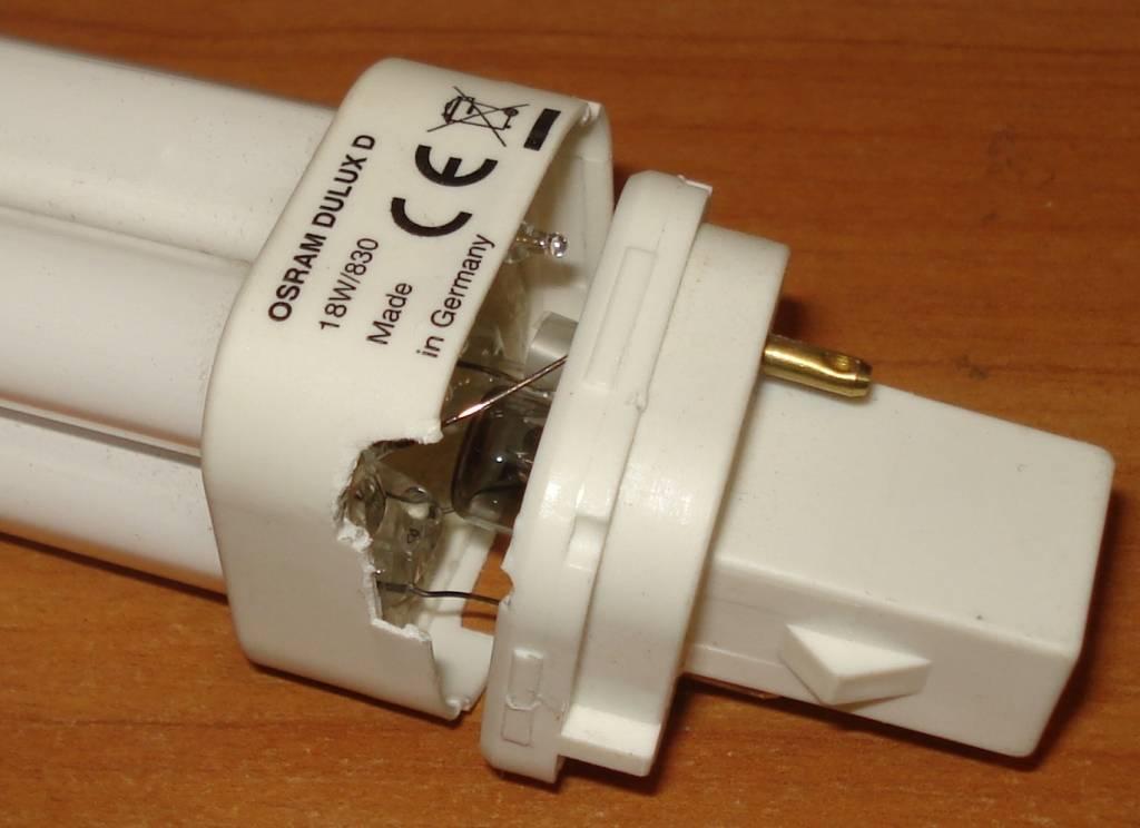 Дроссель для люминесцентных ламп: схема подключения