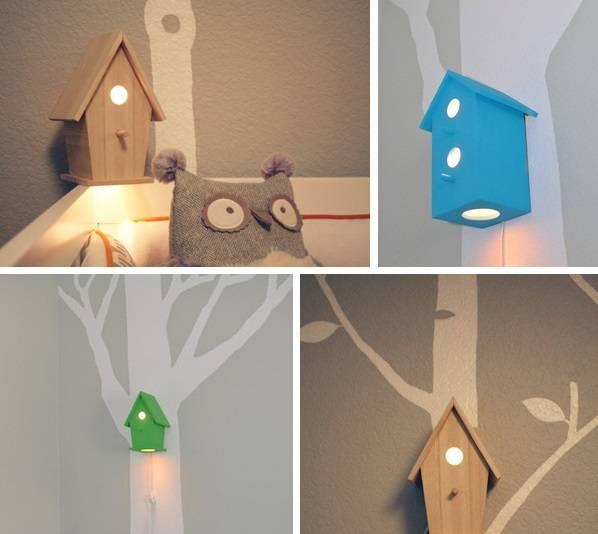 Светильник своими руками - лучшие идеи как сделать оригинальные осветительные приборы