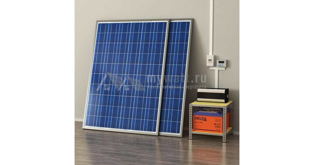 Эффективна ли солнечная батарея для дачи и стоит ли покупать комплект
