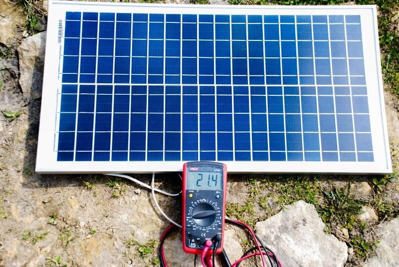 Комплект солнечной батареи для дачи: что выбрать? - led свет