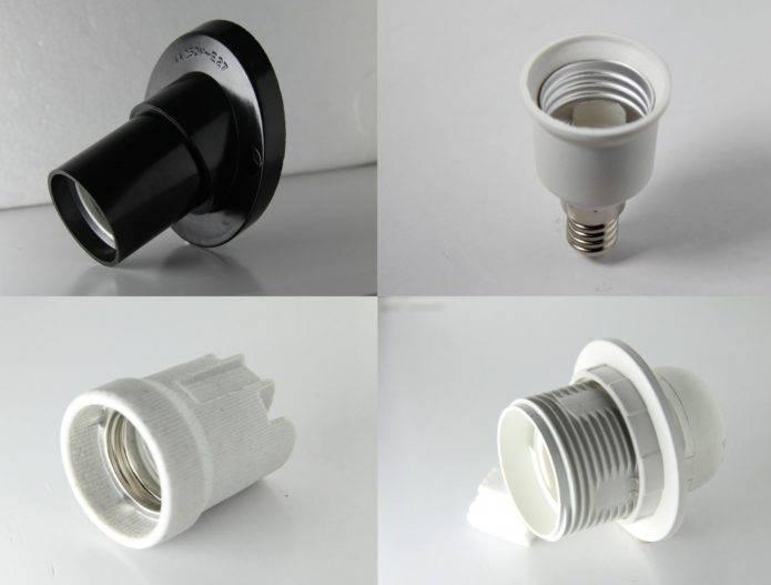 Как выполнить замену патрона в светильнике? - электрика