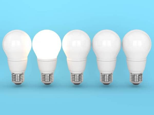 Расчет освещения светодиодными светильниками | калькулятор