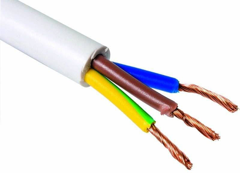 Как различать провода по цвету — гост и правила
