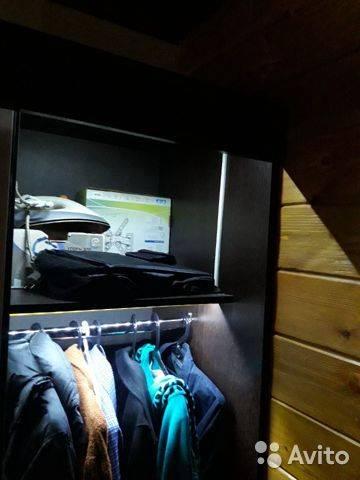 Делаем светодиодную подсветку в шкафу при открытии двери