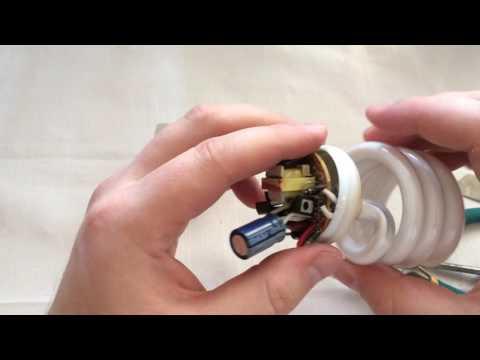 Ремонт энергосберегающих ламп своими руками: особенности, пошаговая инструкция и рекомендации :: syl.ru