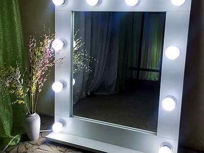 Зеркала с лампочками по периметру своими руками: описание, схема и рекомендации. гримерное зеркало с лампочками
