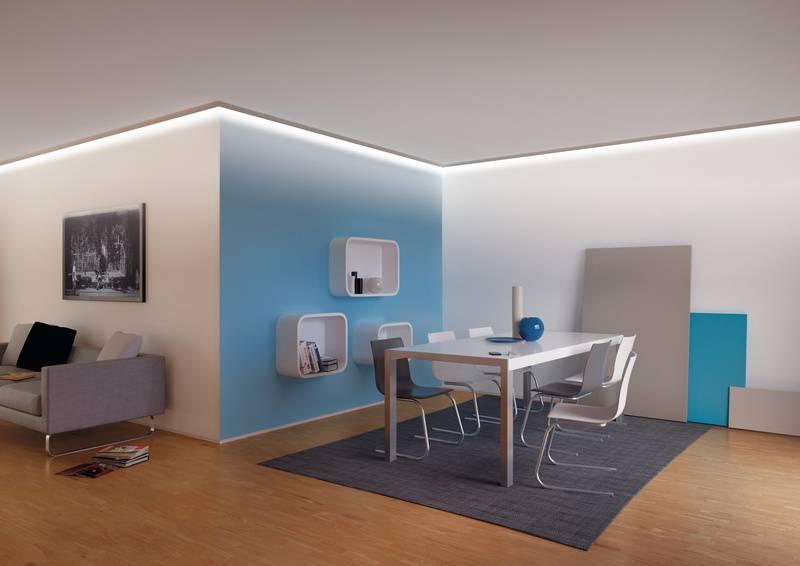 Светодиодное освещение в квартире или доме: как установить своими руками, монтаж объемной лед подсветки и схема подключения в помещении — как управлять диодным освещением