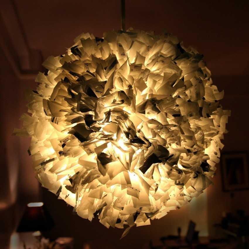 Люстра из светодиодной ленты своими руками. изготовление, преимущества, ремонт
