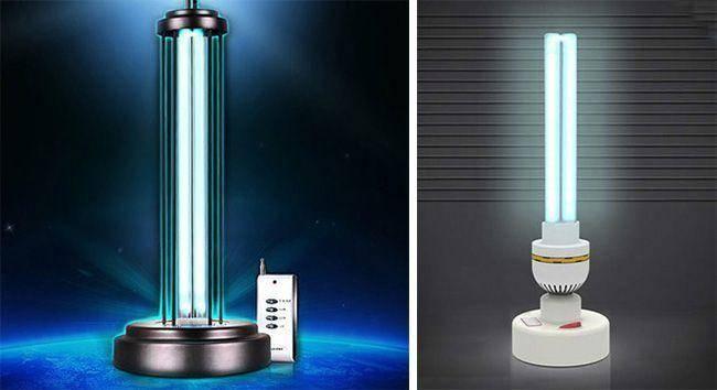 10 лучших ультрафиолетовых ламп - рейтинг 2021