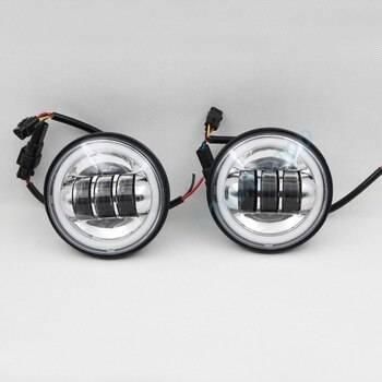 Можно ли ставить светодиодные лампы в противотуманные фары