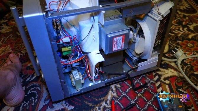 Микроволновая печь работает, но не греет: причины, 7 задач и способы их решения    mirnadivane.ru