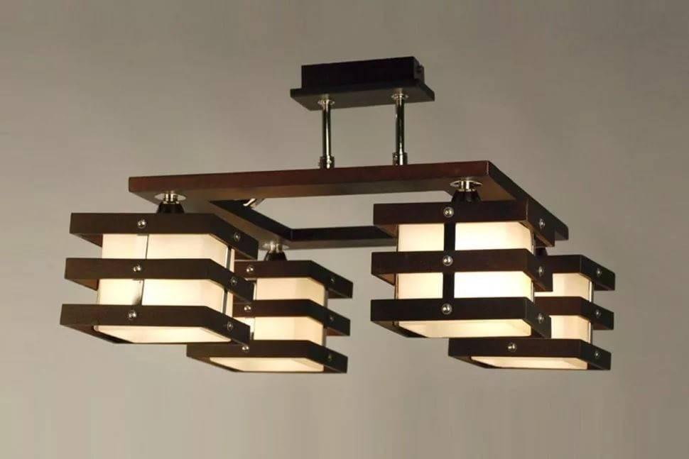 Советы по выбору и установке светильников в японском стиле