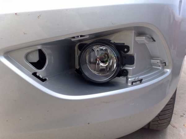 Противотуманные фары форд фокус 2: какие стоят лампы, замена