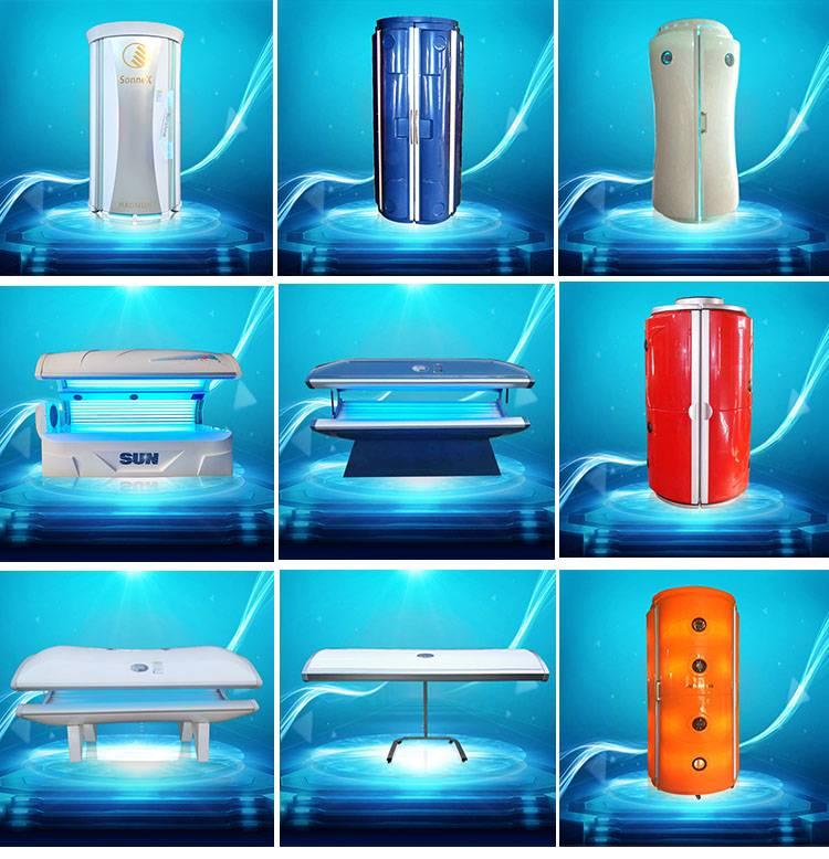 Какие лампы используются в солярии, виды ламп, их особенности