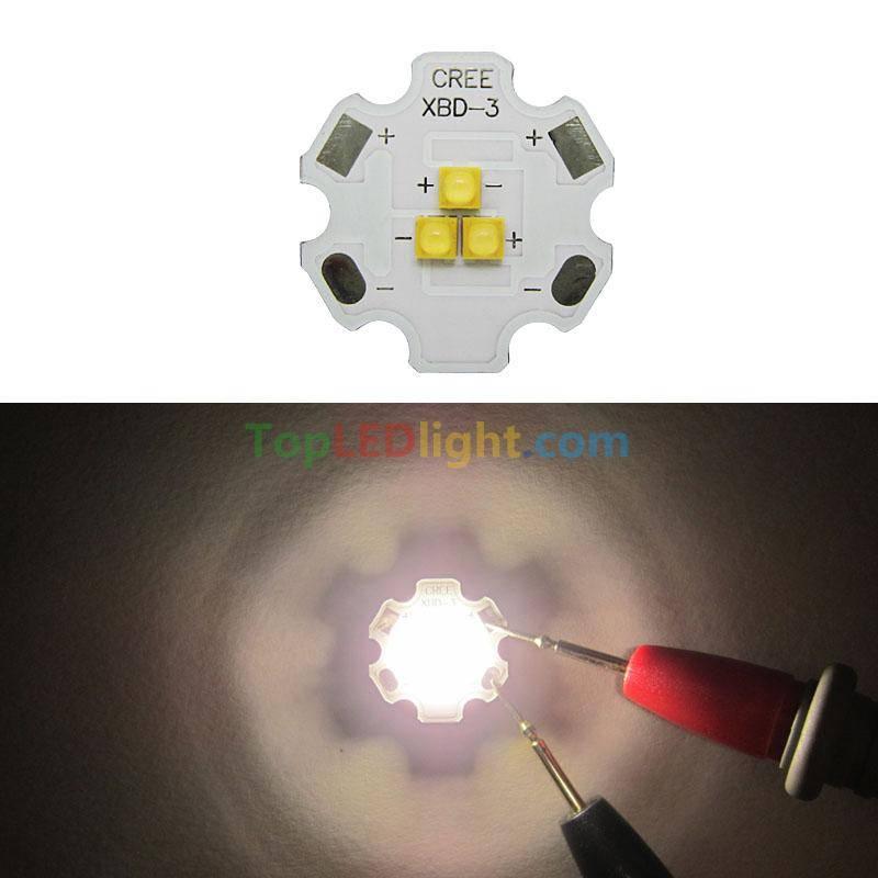 Характеристики светодиода cree xhp50