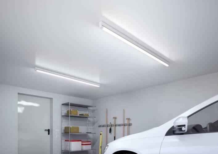 Выбираем правильный светильник для гаража