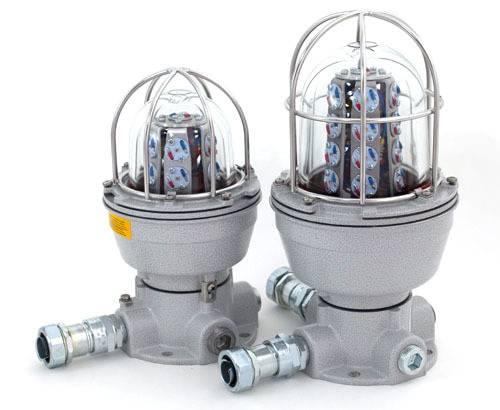 Взрывозащищенный светильник: сфера использования, отличия от обыкновенных приборов для освещения