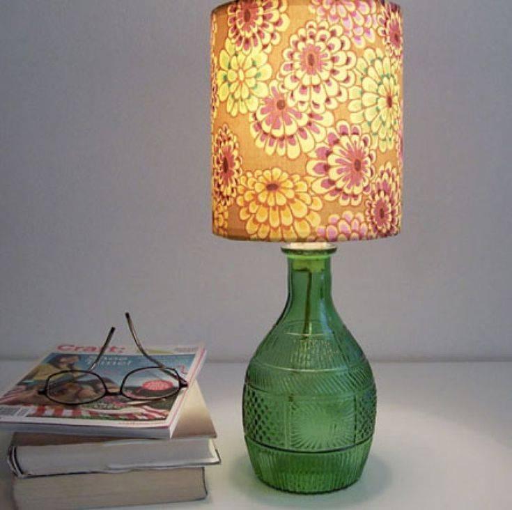 Торшер своими руками: подробная инструкция как сделать напольный и настольную лампу (85 фото и видео)